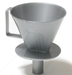 Koffie filter houder